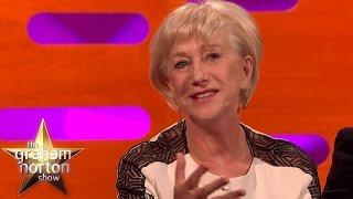 Helen Mirren Says Alan Rickman Would Be Proud Of His Final Film - The Graham Norton Show