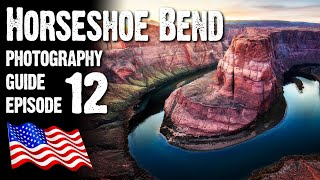Landscape Photography USA - Horseshoe Bend and Antelope Canyon, Arizona