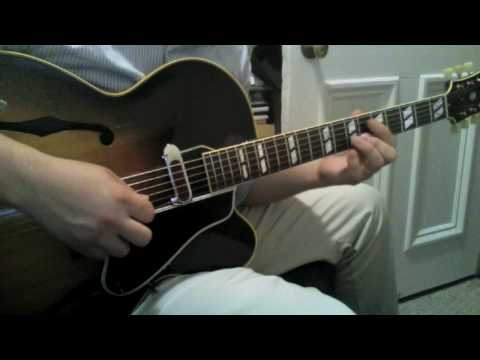 Chord Melody: Embraceable You - Graham Tichy
