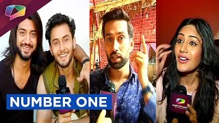 Ishqbaaz Tops the chart on India Forums