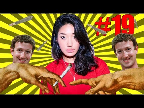 PEOPLE OF BOILER ROOM #19 - PASS THE JOINT, PEGGY GOU & MARK ZUCKERBERG