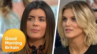 Does Being Slim Sell Sexy?   Good Morning Britain