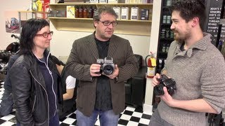 D800 vs Medium Format with Roth and Ramberg