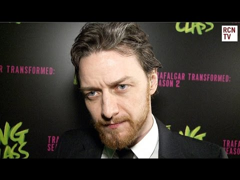 James McAvoy Interview The Ruling Class