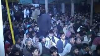 Zakir Ghulam Abbas ratan  19safar1436h 2014  majlis At Larkana sindh jaffri Imambarga larkana