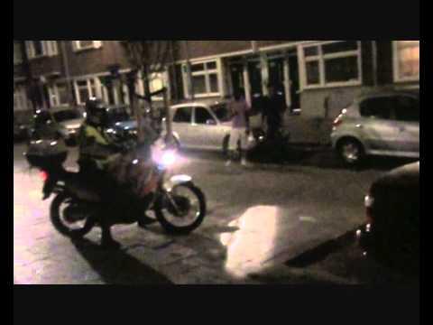 Pito blaast popo weg in millinx straat.