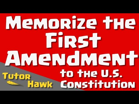 first amendment to the united states This first amendment activity is based on the landmark supreme court case elonis v us dealing with a facebook post that some thought was a threat but the author.