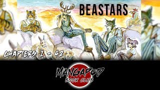 MangaPod Book Club #184: Beastars (Ch. 1 - 42) ft. MegaMoeka!
