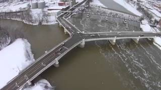 Zanesville Y-Bridge