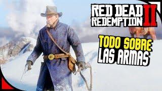 RED DEAD REDEMPTION 2 - TODO SOBRE LAS ARMAS! ⭐ PS4 Xbox One X Español