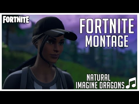 Natural - Imagine Dragons (Fortnite Edit)