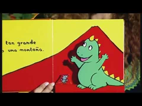Bebé dinosaurio - Cuentos infantiles - Preescolar