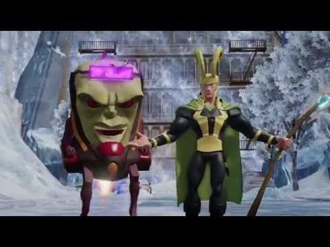 Disney Infinity 2.0 -- Marvel Super Heroes - Finalmente Disponibile | HD