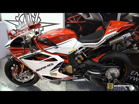 2016 MV Agusta F4 Reparto Corse - Walkarond - 2016 Montreal Motorcycle Show