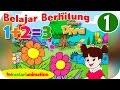 Belajar Berhitung bersama Diva HD - Part 1 | Kastari Animation Official
