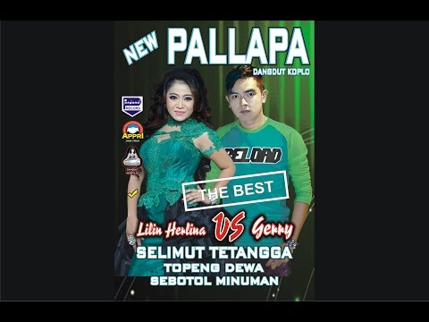 NEW PALLAPA - TOPENG DEWA - LILIN HERLINA