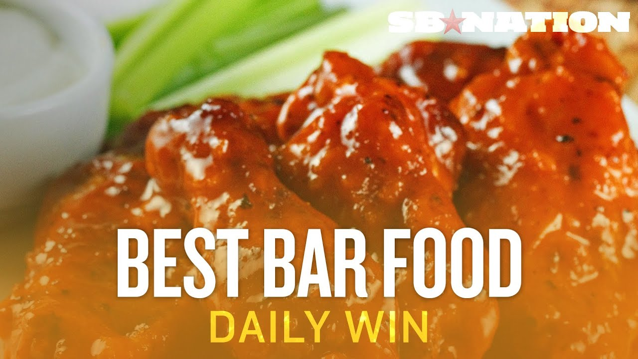 Best bar food for watching sports the daily win youtube - Cuisine soort ...