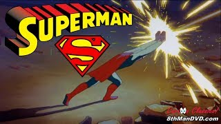SUPERMAN CARTOON: The Mad Scientist (1941) (Remastered) (HD 1080p)