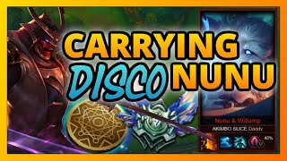 KLEPTO SHEN CARRIES DISCO NUNU?! IS THIS REALLY DIAMOND?