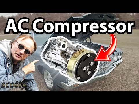 Ford Expedition Air Suspension Compressor