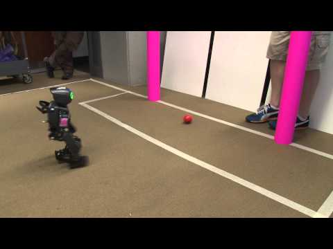 Humanoid Robots Playing Soccer, Part 2: How They Work