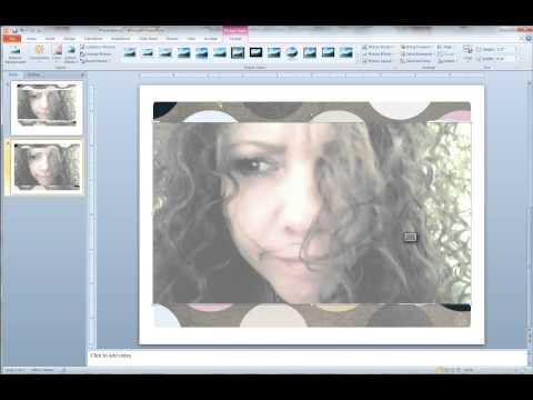 How to Create a Personalized PNG Image in Microsoft PowerPoint