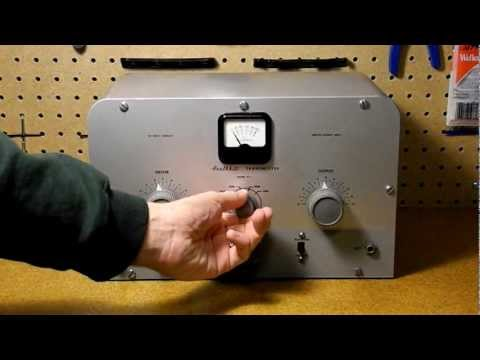 The Heathkit AT-1 Amateur Radio Transmitter