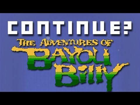 The Adventures of Bayou Billy - Continue?