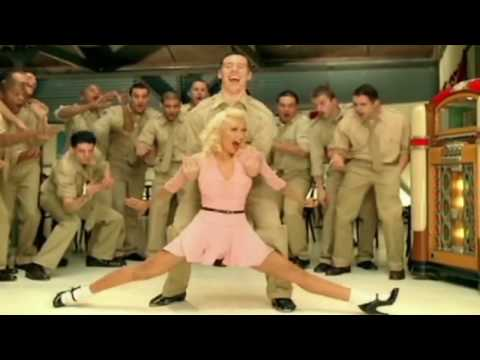 Christina Aguilera Candyman