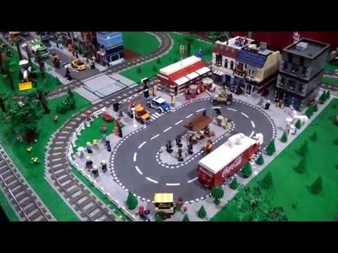 Tennessee Valley LEGO Club Display At BrickFair Alabama 2016