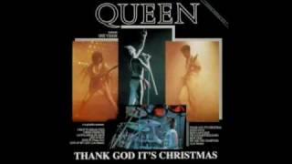 Клип Queen - Thank God It's Christmas