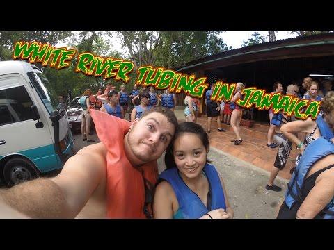 Tubing in Jamaica - Chukka Caribbean Adventures