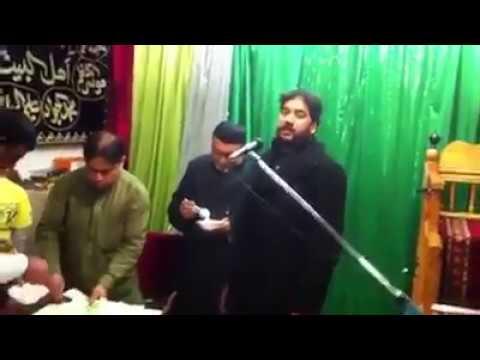 Zakir Waseem Abbas Baloch uk ma milad e Mustafa Party Hovay Maashllah