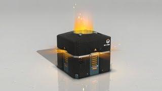 Overwatch - Anniversary Loot Box Opening