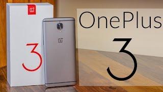 OnePlus 3 - распаковка и первые впечателния. Предварительный обзор OnePlus 3 от FERUMM LIVE