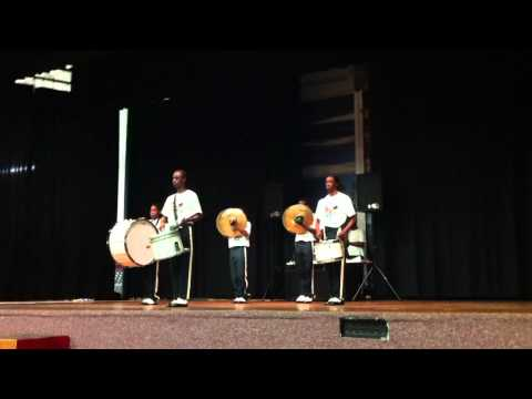 #006 Frayser High School Drumline.MOV