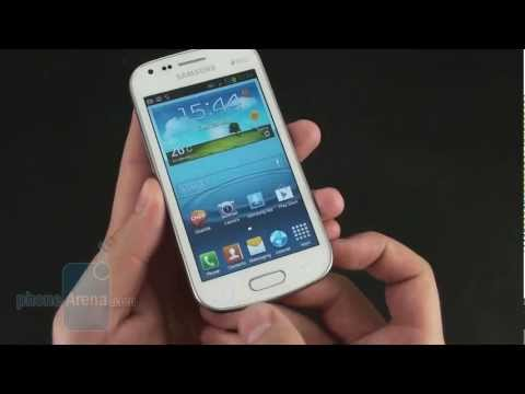 Samsung Galaxy S Duos Preview