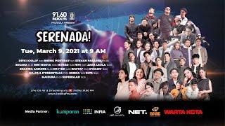 Download lagu Indika FM - SERENADA! - Spesial Hari Musik Nasional