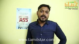 """A55"" Movie Poojai"