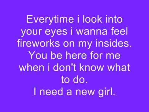 New Boyz - New Girl  + lyrics