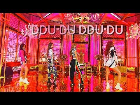 Download Lagu  《Comeback Special》 BLACKPINK블랙핑크 - DDU-DU DDU-DU뚜두뚜두 @인기가요 Inkigayo 20180617 Mp3 Free