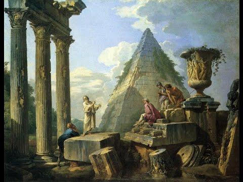 О чём молчат руины. Что произошло в 1700 году?