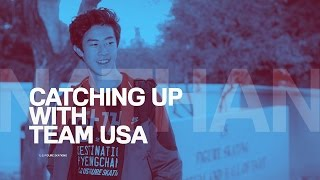 Nathan Chen | Catching Up With Team USA