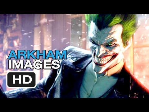 Batman: Arkham Origins - Video Game Images