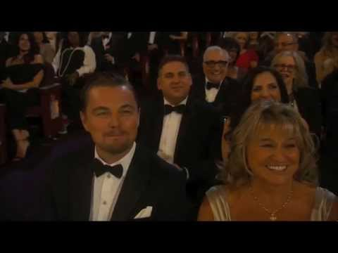 SHOCKING OSCAR ACCIDENT CAUGHT ON TAPE
