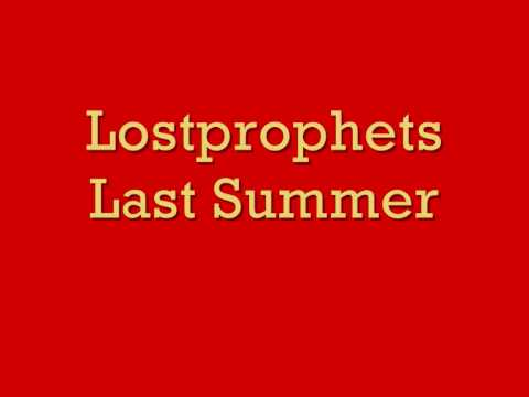 Lostprophets Last Summer