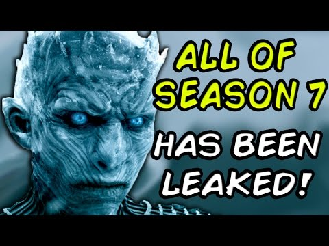 The Dragon That Breathes Blue Leaked Plot (Game of Thrones) SEASON 7