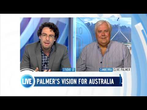 Clive Palmer Interview