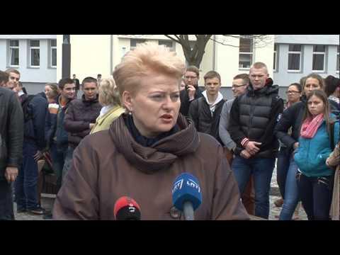 EBU Grybauskaite NATO