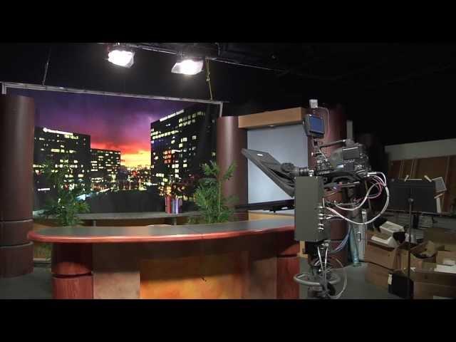 New Media Center - Golden West College